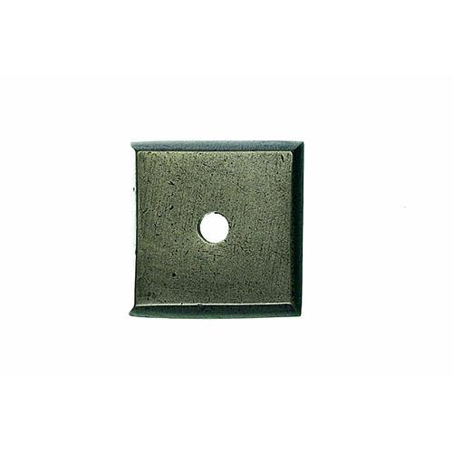 Top Knobs T-M1445 Aspen Silicon Bronze Light BackPlate - KnobDepot.com
