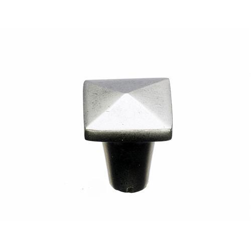 Top Knobs T-M1510 Aspen Silicon Bronze Light Square Knob - KnobDepot.com