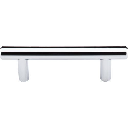 Top Knobs T-M1689 Hopewell Bar Pulls Polished Chrome Bar Pull - Knob Depot