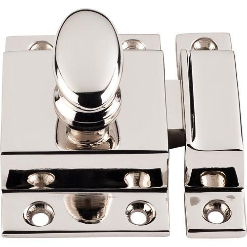 Top Knobs T-M1784 Additions Polished Nickel Catch or Latch - KnobDepot.com