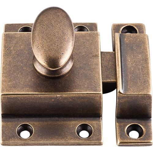 Top Knobs T-M1785 Additions German Bronze Catch or Latch - Knob Depot