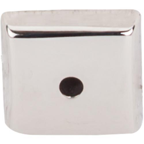 Top Knobs T-M2019 Aspen II Polished Nickel BackPlate - Knob Depot