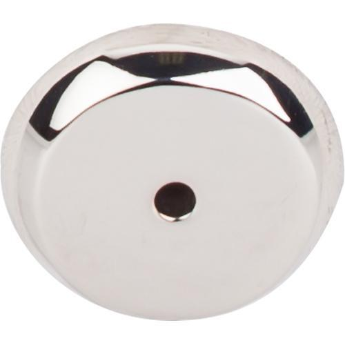 Top Knobs T-M2028 Aspen II Polished Nickel BackPlate - Knob Depot