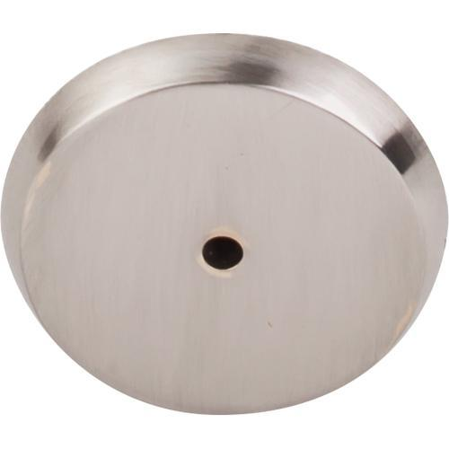 Top Knobs T-M2029 Aspen II Brushed Satin Nickel BackPlate - Knob Depot