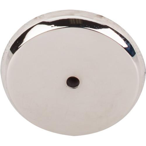 Top Knobs T-M2031 Aspen II Polished Nickel BackPlate - Knob Depot