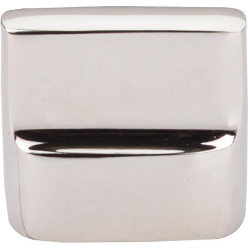 Top Knobs T-M2052 Aspen II Polished Nickel Finger Pull - Knob Depot