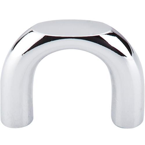 Top Knobs T-M547 Nouveau II Polished Chrome Finger Pull - KnobDepot.com