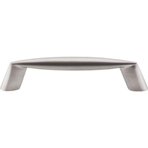 Top Knobs T-M567 Nouveau II Brushed Satin Nickel Standard Pull - Knob Depot