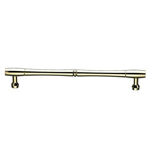 Top Knobs T-M722-18 Nouveau - Appliance Pulls Polished Brass Appliance Pull - Knob Depot