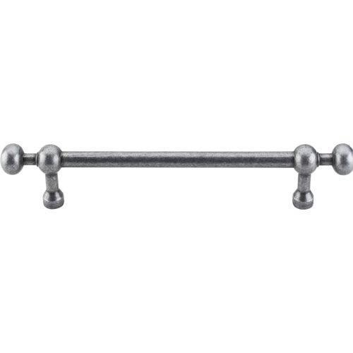 Top Knobs T-M837-7 Somerset - Appliance Pulls Pewter Appliance Pull - KnobDepot.com