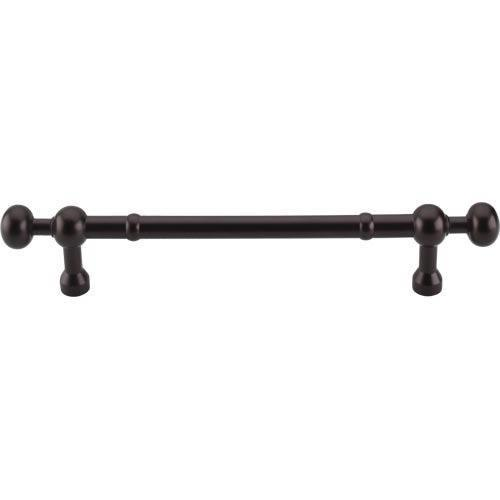 Top Knobs T-M838-7 Somerset - Appliance Pulls Oil Rubbed Bronze Appliance Pull - KnobDepot.com