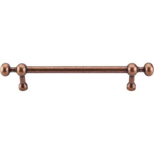 Top Knobs T-M861-7 Somerset - Appliance Pulls Old English Copper Appliance Pull - Knob Depot