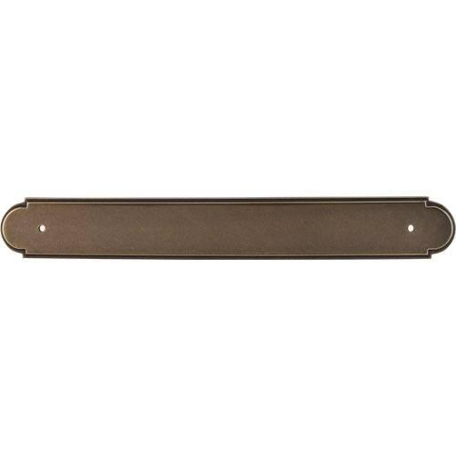 Top Knobs T-M880 Appliance Pull Backplates German Bronze BackPlate - KnobDepot.com