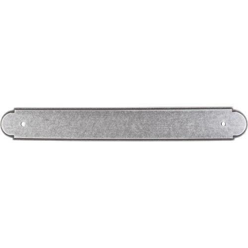 Top Knobs T-M884 Appliance Pull Backplates Pewter BackPlate - KnobDepot.com