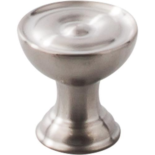 Top Knobs T-SS42 Stainless Steel II Brushed Stainless Steel Round Knob - Knob Depot