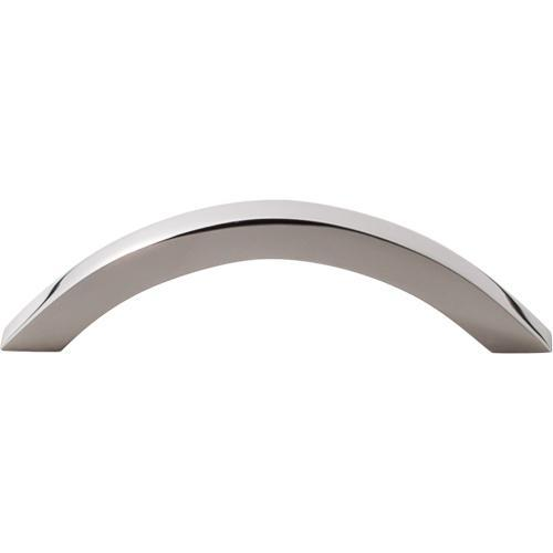 Top Knobs T-SS77 Stainless Steel II Polished Stainless Steel Standard Pull - KnobDepot.com