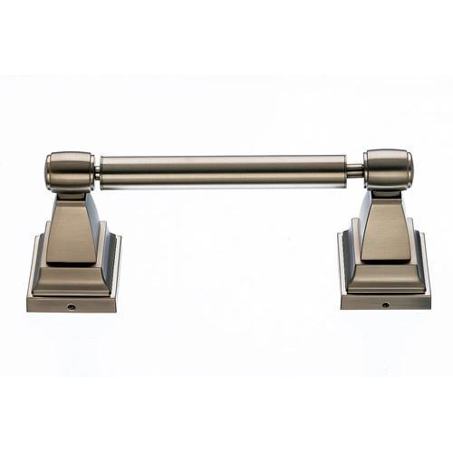 Top Knobs T-STK3BB Stratton - Bathroom Brushed Bronze Toilet Tissue Holder - Knob Depot