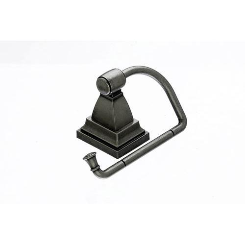 Top Knobs T-STK4AP Stratton - Bathroom Antique Pewter Toilet Tissue Holder - KnobDepot.com
