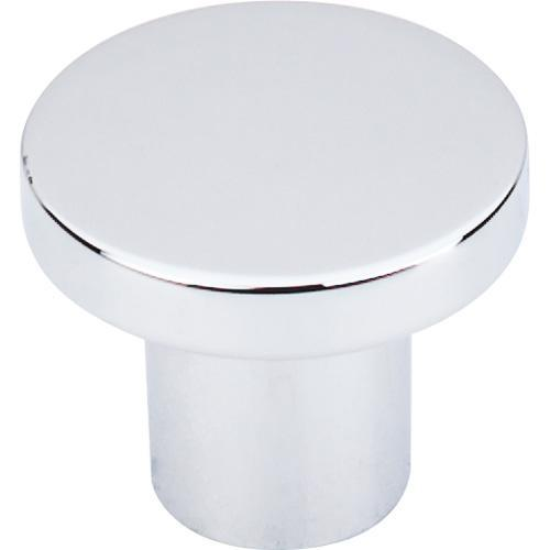 Top Knobs T-TK110PC Additions Polished Chrome Round Knob - KnobDepot.com