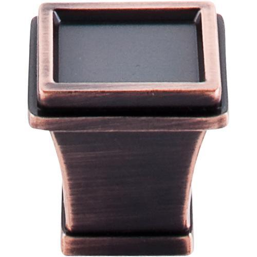 Top Knobs T-TK185TB Great Wall Tuscan Bronze Tapered Tapered Knob - KnobDepot.com