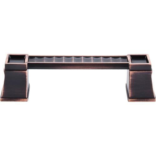 Top Knobs T-TK187TB Great Wall Tuscan Bronze Standard Pull - KnobDepot.com