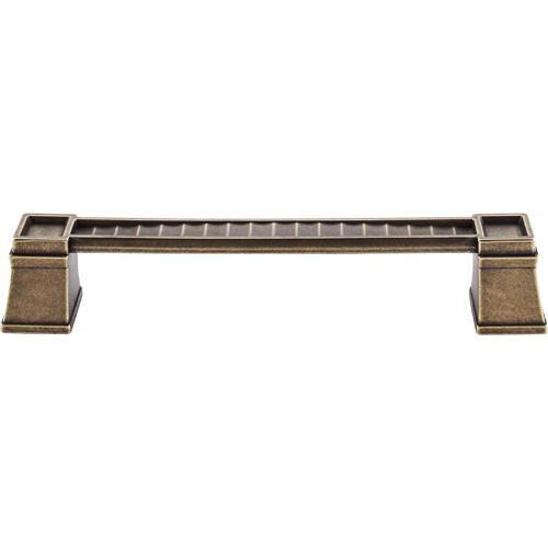 Top Knobs T-TK188GBZ Great Wall German Bronze Standard Pull - KnobDepot.com