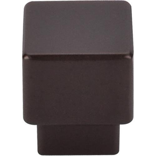 Top Knobs T-TK32ORB Sanctuary Oil Rubbed Bronze Square Knob - Knob Depot