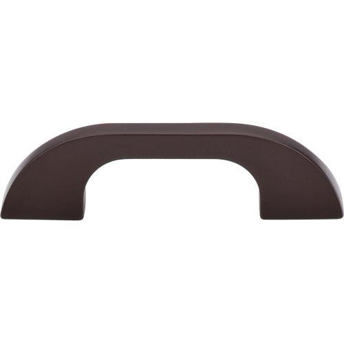 Top Knobs T-TK44ORB Sanctuary Oil Rubbed Bronze Neo Square D Handle - Knob Depot