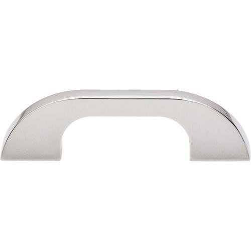 Top Knobs T-TK44PN Sanctuary Polished Nickel Neo Square D Handle - KnobDepot.com