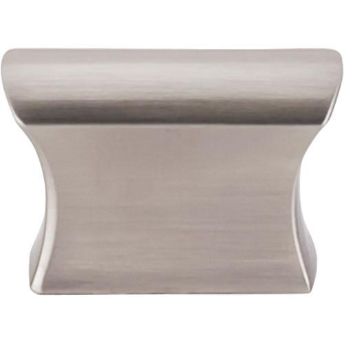 Top Knobs T-TK551BSN Mercer Brushed Satin Nickel Rectangular Knob - Knob Depot
