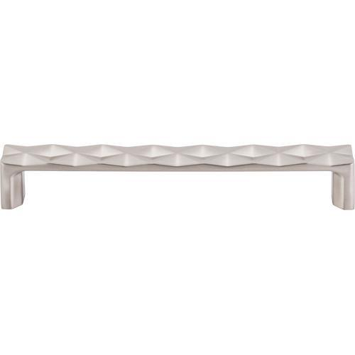 Top Knobs T-TK563BSN Mercer Brushed Satin Nickel Standard Pull - Knob Depot