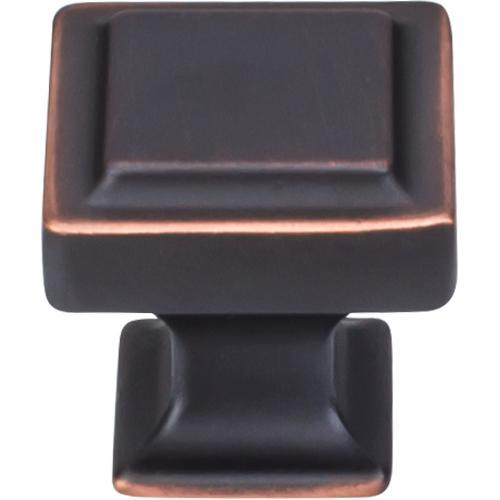 Top Knobs T-TK702UM Transcend Umbrio Square Knob - KnobDepot.com