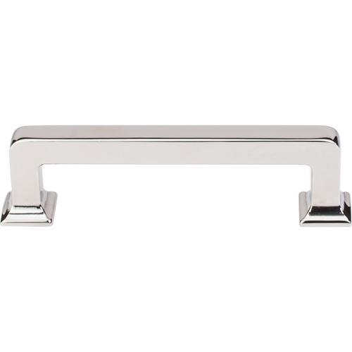Top Knobs T-TK703PN Transcend Polished Nickel Standard Pull - Knob Depot