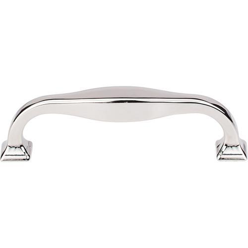 Top Knobs T-TK722PN Transcend Polished Nickel Standard Pull - Knob Depot