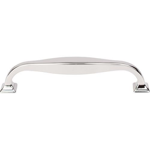 Top Knobs T-TK723PN Transcend Polished Nickel Standard Pull - Knob Depot