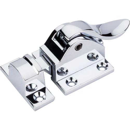 Top Knobs T-TK729PC Transcend Polished Chrome Catch or Latch - Knob Depot