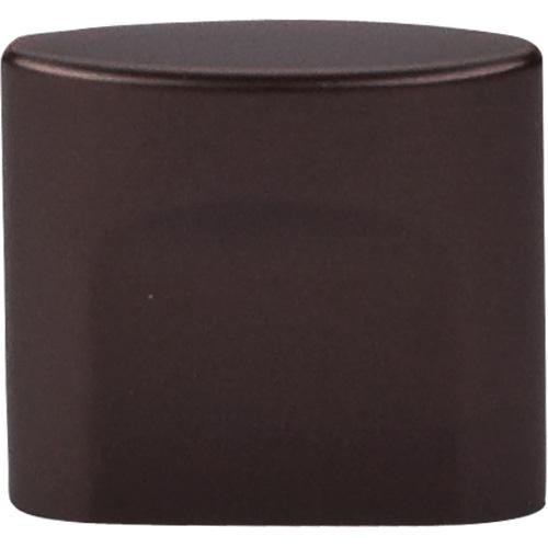 Top Knobs T-TK73ORB Sanctuary Oil Rubbed Bronze Oval Knob - Knob Depot