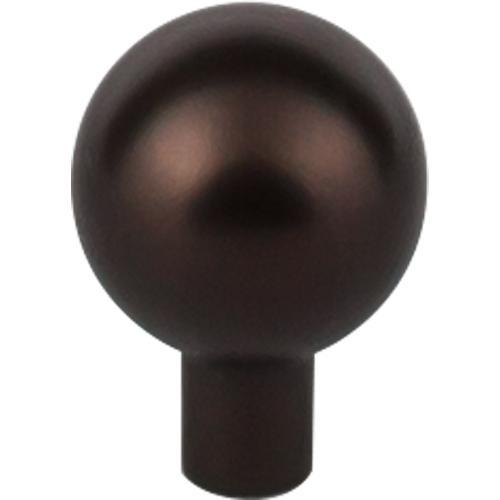 Top Knobs T-TK761ORB Barrington Oil Rubbed Bronze Round Knob - KnobDepot.com
