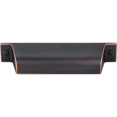 Top Knobs T-TK773UM Barrington Umbrio Cup Pull