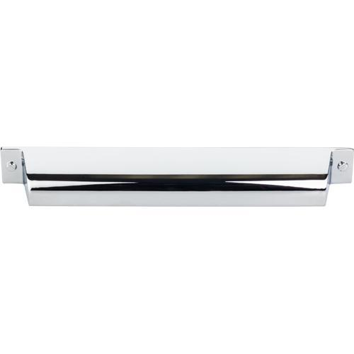Top Knobs T-TK775PC Barrington Polished Chrome Cup Pull - KnobDepot.com