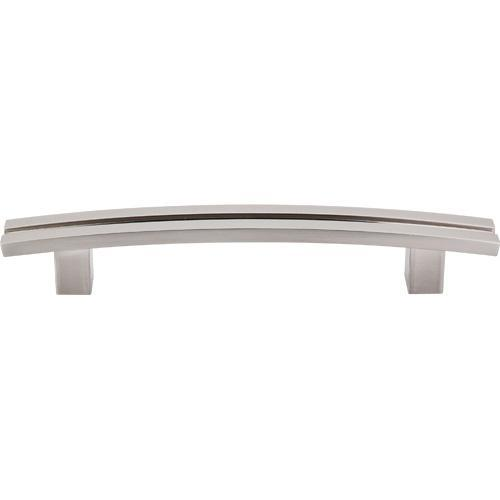 Top Knobs T-TK81BSN Sanctuary Brushed Satin Nickel Standard Pull - KnobDepot.com