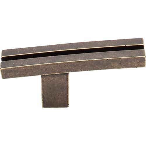 Top Knobs T-TK82GBZ Sanctuary German Bronze T-Knob - Knob Depot