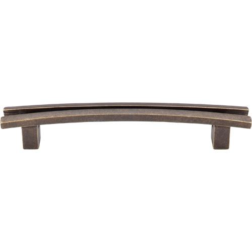 Top Knobs T-TK86GBZ Sanctuary German Bronze Standard Pull - KnobDepot.com