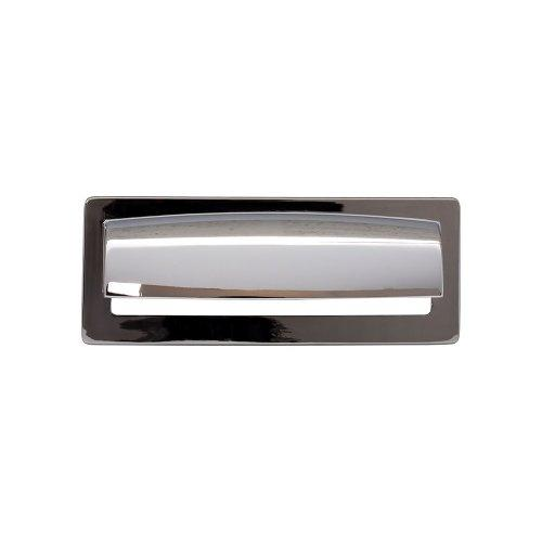 Top Knobs T-TK937PC Lynwood Polished Chrome Square Pull