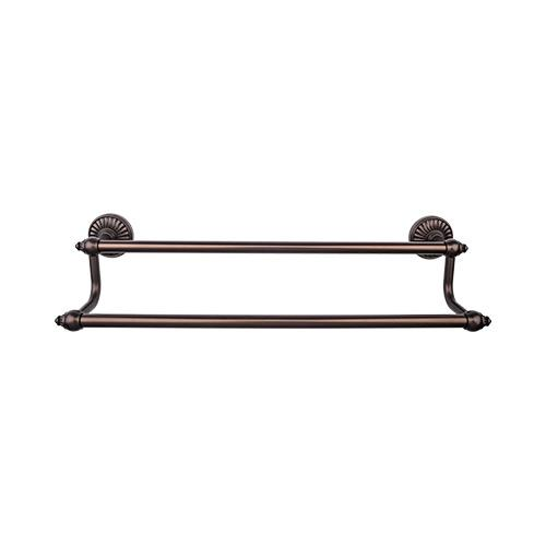 Top Knobs T-TUSC11ORB Tuscany - Bathroom Oil Rubbed Bronze Towel Bar - Knob Depot