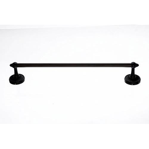 Top Knobs T-TUSC8ORB Tuscany - Bathroom Oil Rubbed Bronze Towel Bar - KnobDepot.com