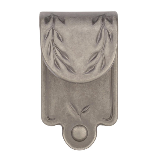 Amerock A-BP1583-WN Inspirations Weathered Nickel Finger Pull - Knob Depot