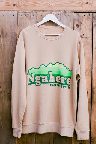 Ngahere Sweater - All Sizes