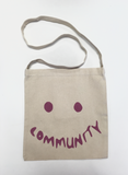 Community Sling Tote