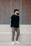 BUBBLE LIFE - Long Sleeve Tee